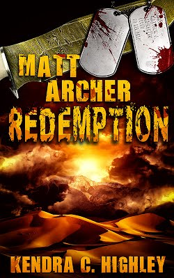 Matt-Archer-Redemption-800 Cover reveal and Promotional