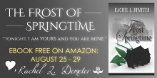 AMAZON FREE - FINAL - THE FROST OF SPRINGTIME